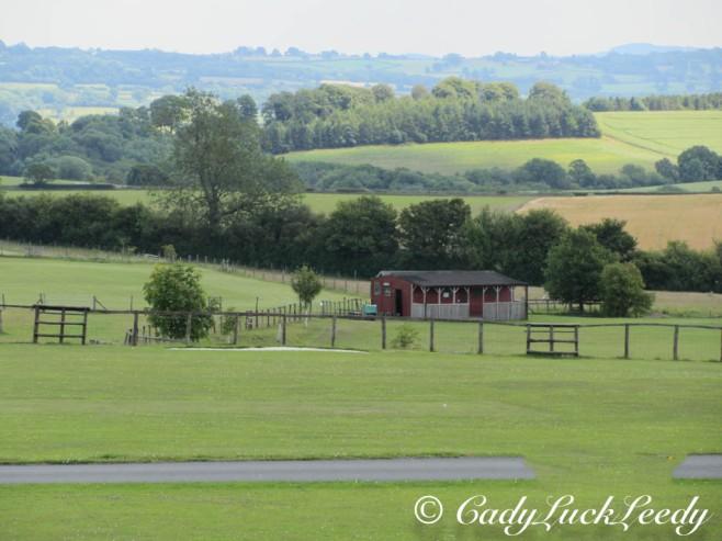 Rolling Meadows, Kinlet Hall, Kinlet, UK