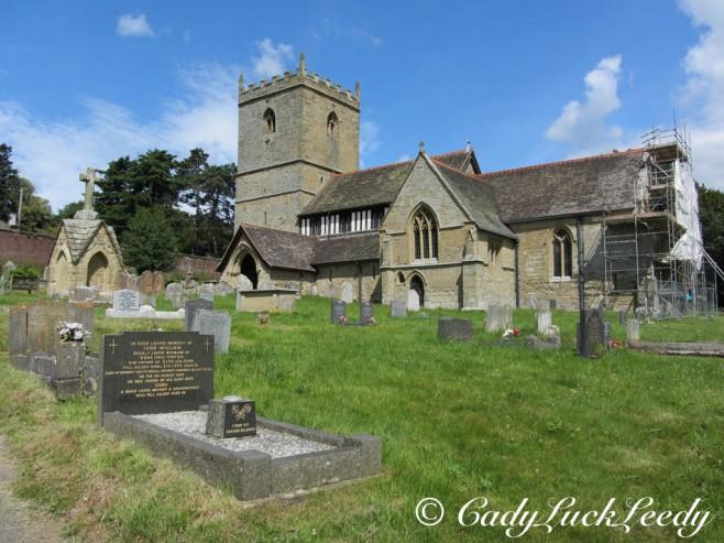 St John's Church, Kinlet, UK