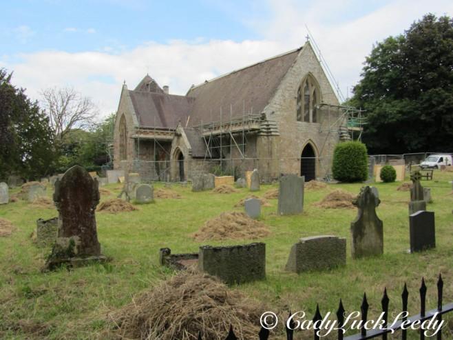 St Mary's Church, Acton Burnell, England