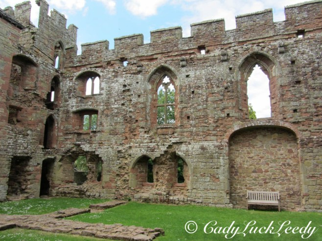 Outer Shell of Acton Burnell Castle, Acton Burnell, England