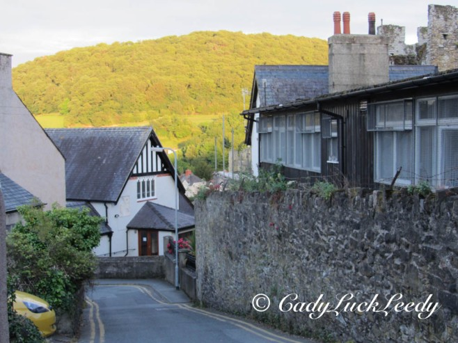 The Walls of Conwy, Wales