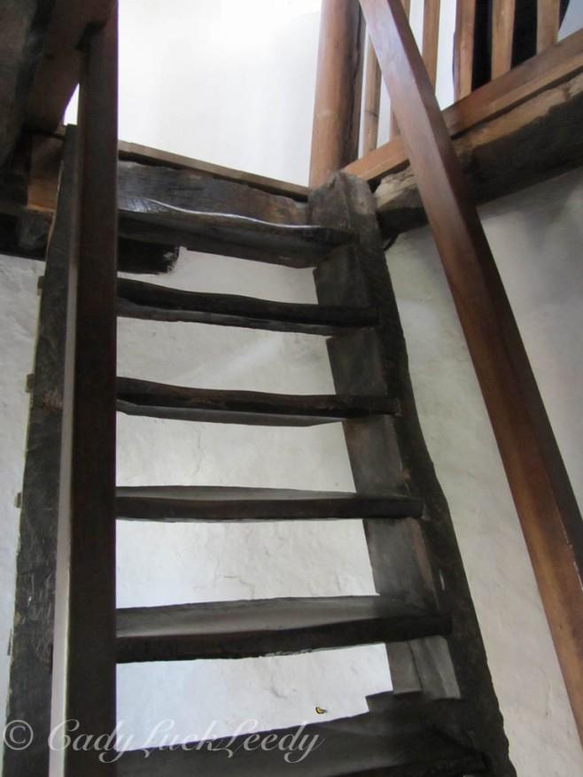 The Fatal Steps, Plas Mawr, Conwy, Wales