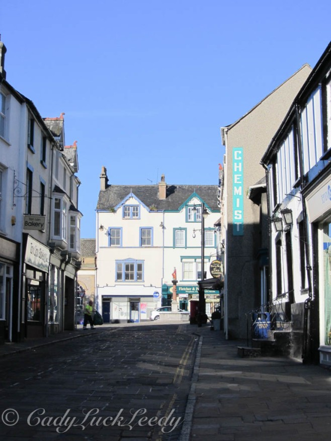 The Streets of Conwy, Wales