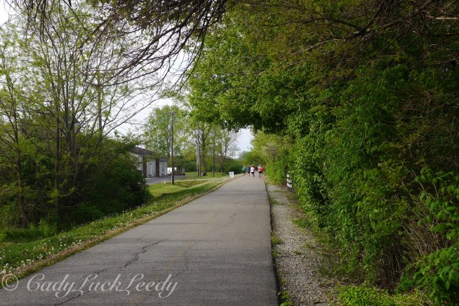 """The Monon Trail"""