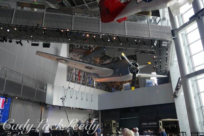 WWII Museum, NOLA