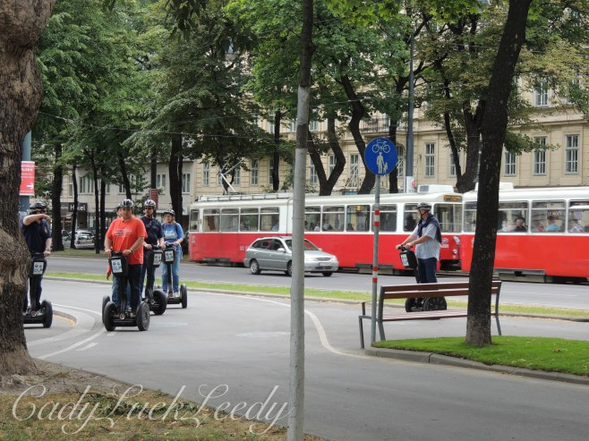 Ringstrasse, Vienna, Austri