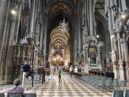 St Stephen's Cathedral, Vienna, Austria