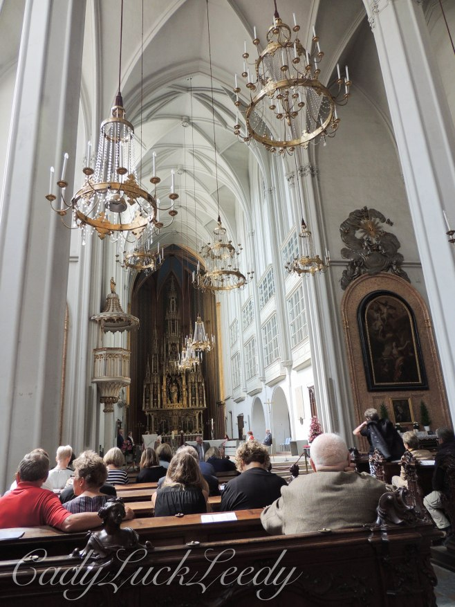 Augustinian Church, Vienna, Austria