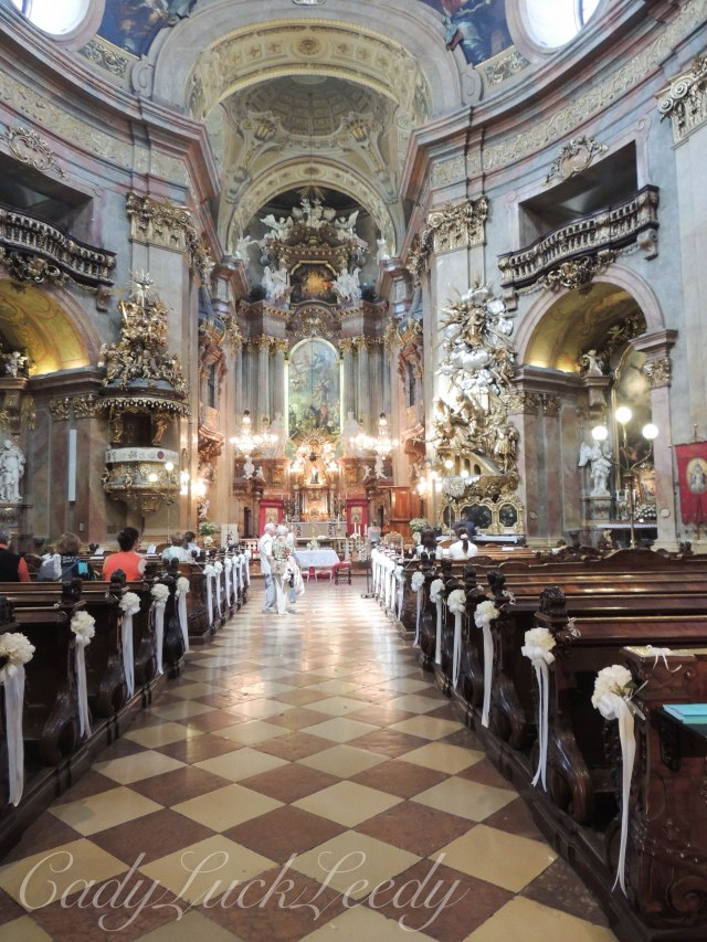 St Peter's Church, Vienna, Austria