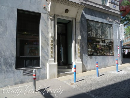 Das Tyrol Hotel. Vienna, Austria