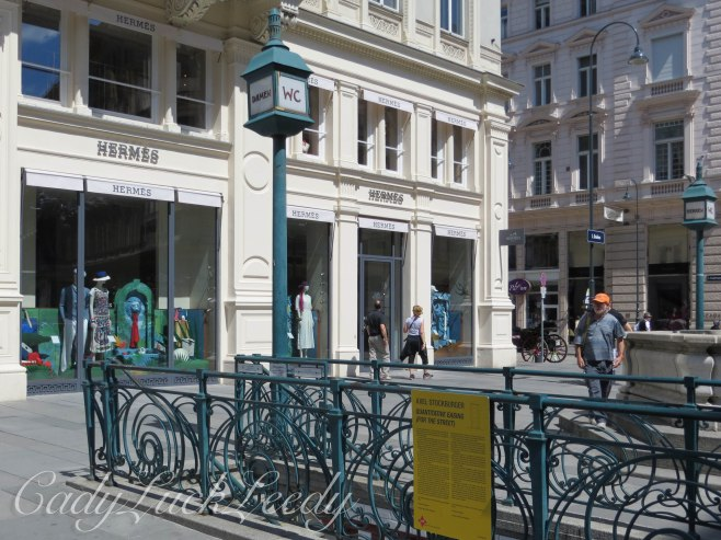 Loos Loo, Vienna, Austria