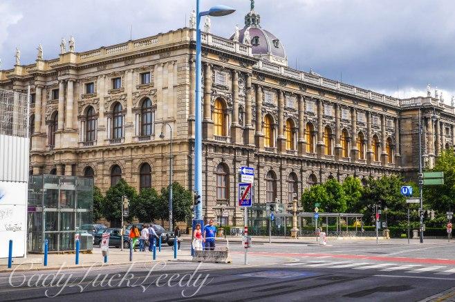 Opera House, Vienna, Austria