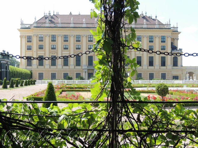 A View From the Orangery, Schönbrunn Palace