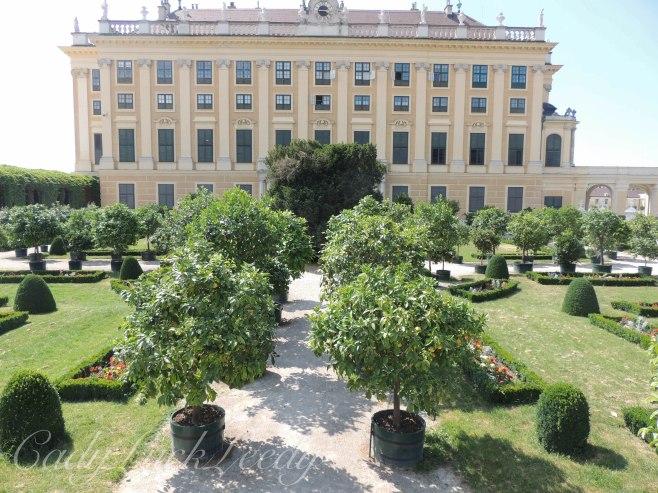 The Orangery, Schönbrunn Palace, Vienna, Austria