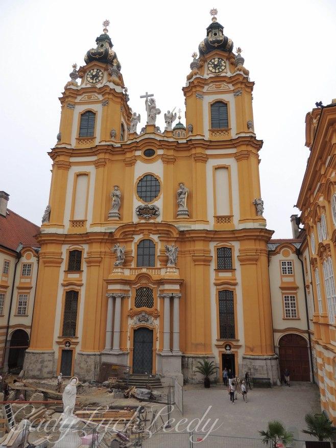 Melk Abbey Makeover, Melk , Austria
