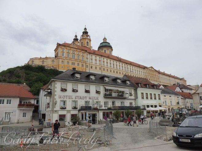 Re-do of Hauptstrasse, Melk, Austria
