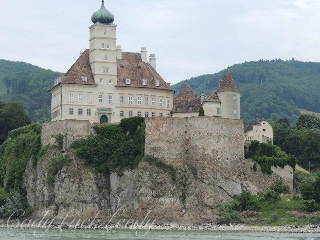 Boat to Krems, Austria 3