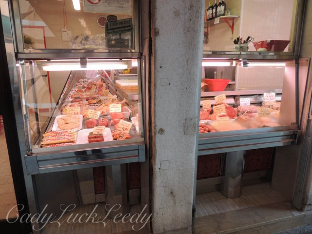 The Specialty Markets at the Rialto Market, Venice, Italy