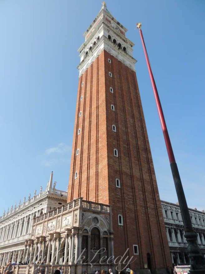 The Campanile Bell Tower, St Mark's Square