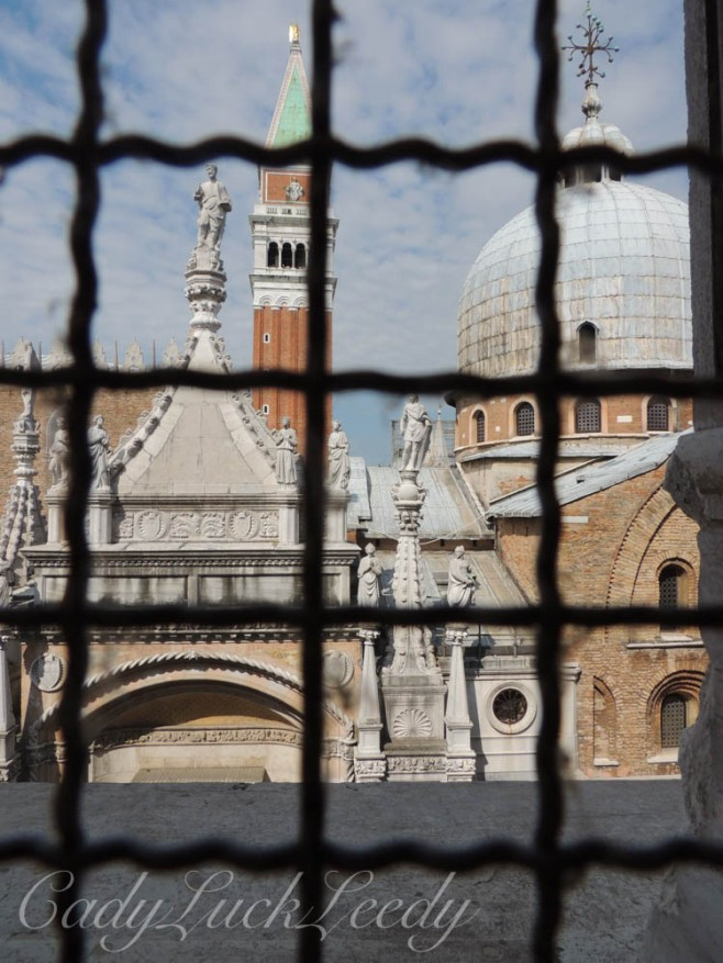 View from the Doge's Palace