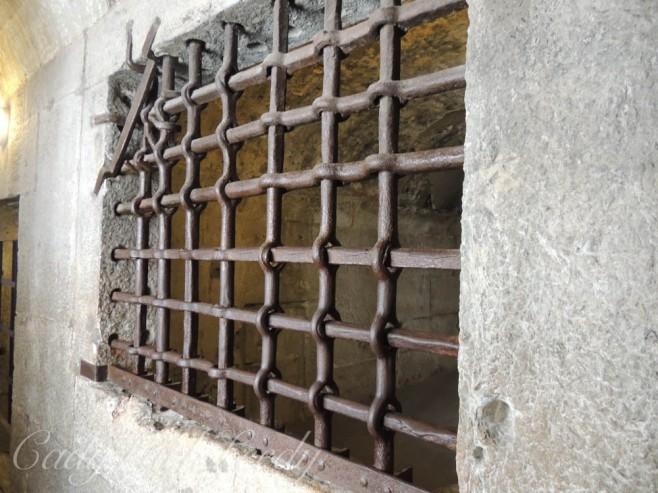 The Prison Windows, Venice, Italy