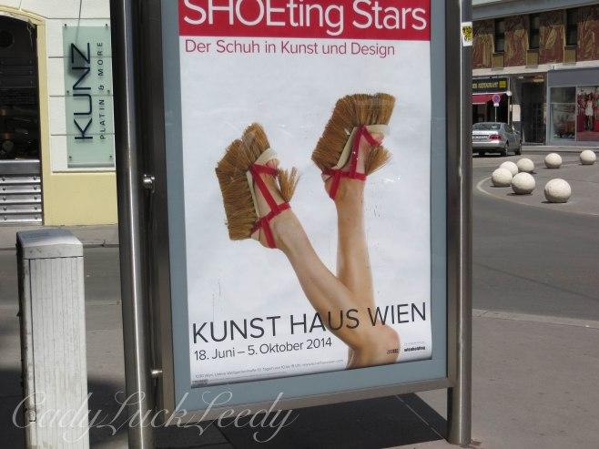 KunstHaus Advertisement, Vienna, Austria