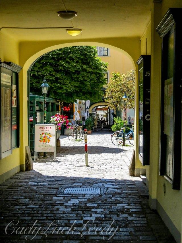 The Lane on Mariahilfer Strasse, Vienna, Austria