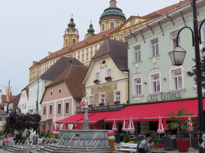 The Village of Melk, Austria