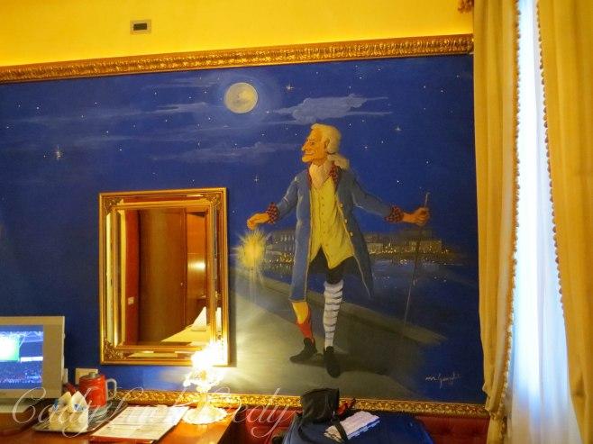 Room 1, Locanda Orseolo, Venice, Italy