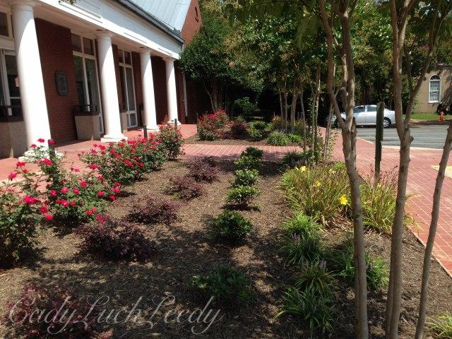 Post Office Garden