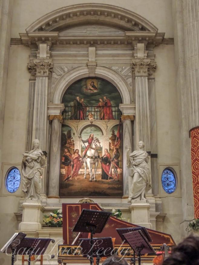 Chiesa San Vidal, Venice, Italy