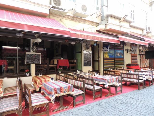 The Hatay Restaurant, Istanbul, Turkey