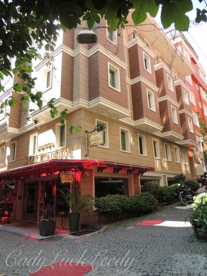 Hotel Sultania, Istanbul, Turkey