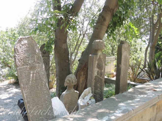 The Eyüp Cemetery, Istanbul, Turkey