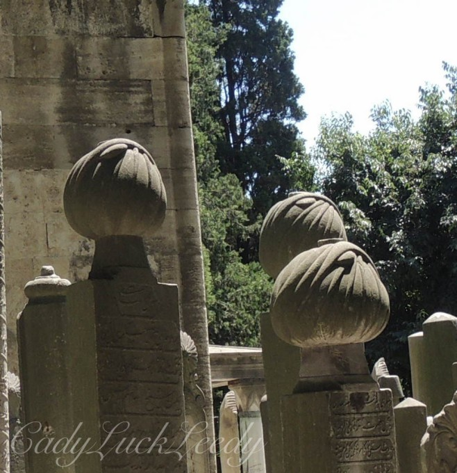The Turbans, Eyüp Cemetery, Istanbul, Turkey