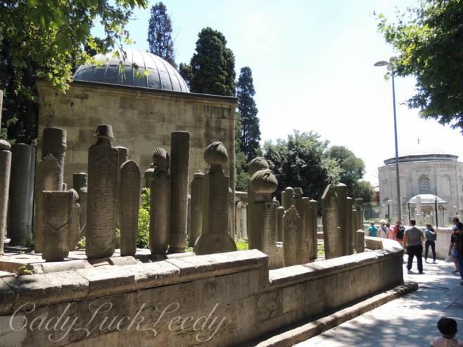 Eyüp Cemetery, Istanbul, Turkey