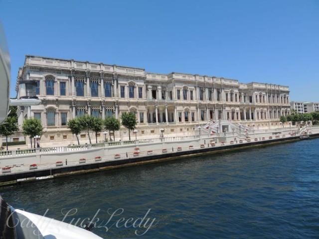 Ciragan Palace, Istanbul, Turkey