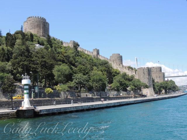 Rumeli Castles (1452), Istanbul, Turkey
