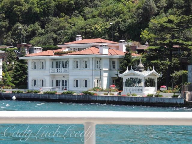 Baylerbeyi Palace, Istanbul, Turkey
