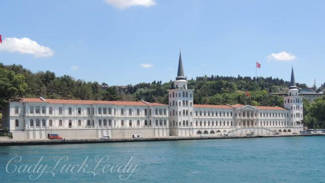 Kuleli Military School, Istanbul, Turkey