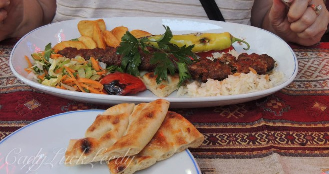 The Color! Hatay Restaurant, Istanbul, Turkey