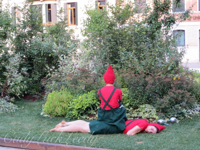 Fairies in the Garden?