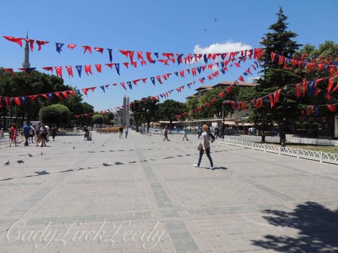 The Hippodrome, Istanbul, Turkey
