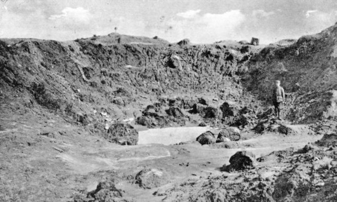 Hooge Crater 1915, Flanders Fields