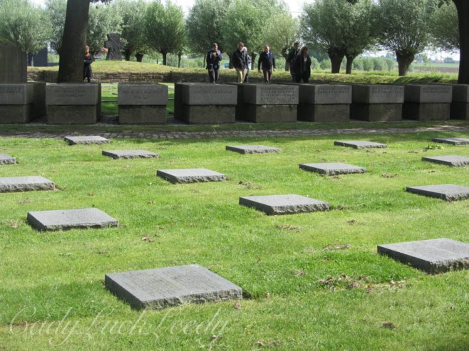 German Cemetery, Flanders Fields