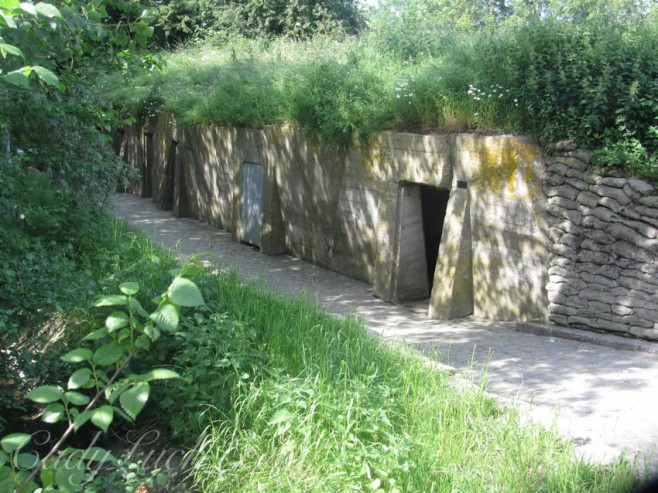 Field Dressing Bunkers, Flanders Fields