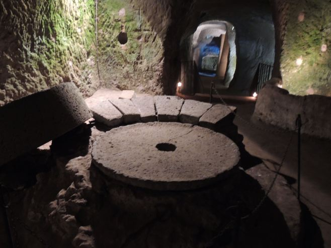 Underground Tuscan City, Orvieto, Italy