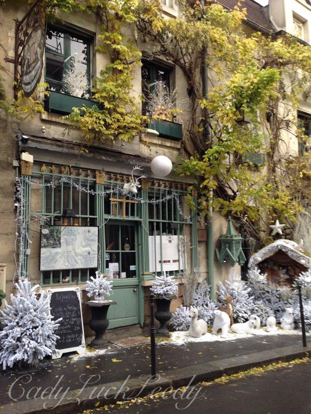 Aujourd'hui in Paris, France