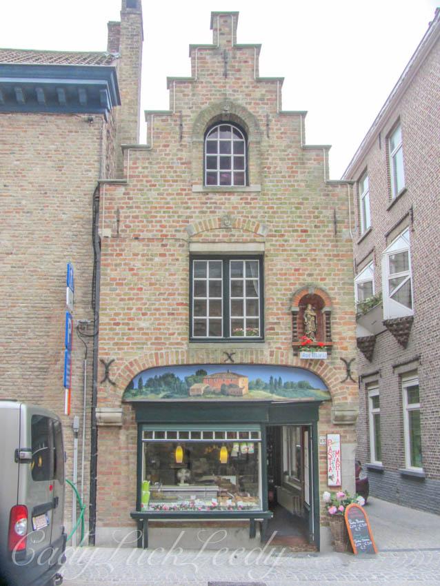 Artwork Everywhere, Brugge, Belgium