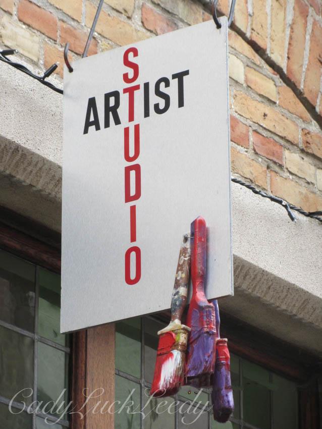 The Artist Studio, Brugge, Belgium